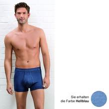 AMMANN Hose kurz mit Eingriff, Serie Jeans, hellblau 5
