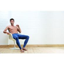 AMMANN Hose lang mit Eingriff, Serie Jeans, dunkelblau 5