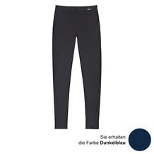 AMMANN Hose lang ohne Eingriff, Serie Dunova, dunkelblau M
