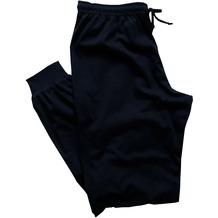 AMMANN Hose lang, Sportbund mit Kordel, dunkelblau mit großem Bund S