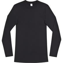 AMMANN Shirt 1/1 Arm, Serie Dunova, schwarz M