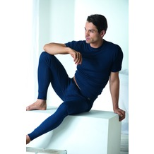AMMANN Shirt 1/2 Arm, Serie Dunova, dunkelblau M