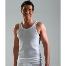AMMANN Sport-Jacke, Serie Doppelripp 2-fädig Exquisit, weiß 5