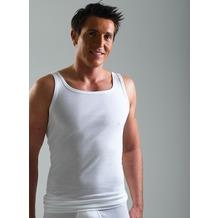 AMMANN Sport-Jacke, Serie Feinripp Premium, weiß Gr. 5