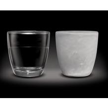 Amsterdam Glass Saft Glas 0.2 l , 2er-Set