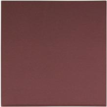 Amstyle Akustik-Wandpaneel CALM 60x60x3cm Schalldämmung Bordeaux mit Stoffbezug, Schallschutz für die Wand, Schallabsorber Platten Büro, Akustikpaneel farbig, Design Schalldämpfer Absorber rot