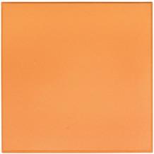 Amstyle Akustik-Wandpaneel CALM 60x60x3cm Schalldämmung Orange mit Stoffbezug, Schallschutz für die Wand, Schallabsorber Platten Büro, Akustikpaneel farbig, Design Schalldämpfer Absorber orange