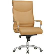 Amstyle Bürostuhl BIGBOSS Bezug Kunstleder Caramel Schreibtischstuhl bis 150 kg, XXL Design