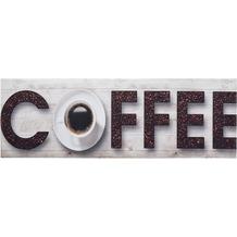 Andiamo Läufer Kitchen, Morgenkaffee 50 cm x 150 cm