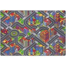 Andiamo Spielteppich Big City, multi 140 cm x 200 cm