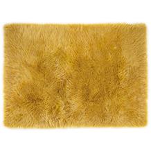 Andiamo Teppich Ovium senfgelb 80 cm x 150 cm
