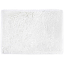 Andiamo Teppich Ovium weiß 80 cm x 150 cm