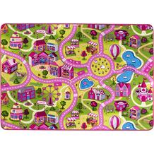 Andiamo Kinderteppich Sweet Village multi 140cm x 200cm