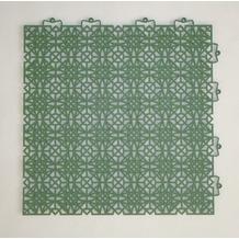 Andiamo Terra Sol Bodenfliesen 7 Stück grün 38 x 38 cm