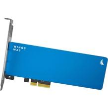 Angelbird Wings MX2 PCIe x2 Gen2 SSD - 2TB