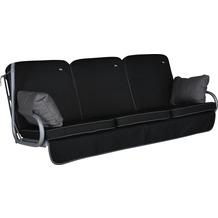 Angerer Comfort Style Schaukelauflage Style schwarz