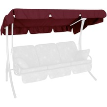 Angerer Sonnendach 210 x 145 cm Swingtex bordeaux