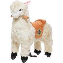 Animal Riding Alpaka Myla xs- mini, für Kinder ab 2 Jahren ( 6 Kg - 25 Kg)