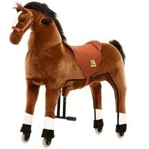 Animal Riding Pferd Amadeus small, für Kinder von 3-5 Jahren (10 Kg - 40 Kg)
