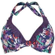 Rosa Faia Alani Bay Bikini-Oberteil Lizzie Top original 36C