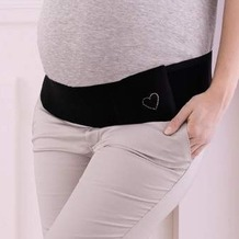 Anita Maternity BabySherpa  schwarz L