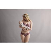 Anita Maternity Bügel-Still BH Fleur berry 80J