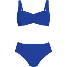Anita Peacock Bay Bikini Elle ocean blue 44E