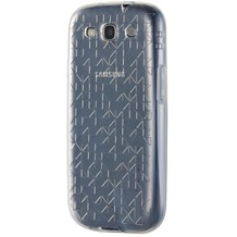 ANYMODE Jelly Case Crystal für Samsung Galaxy S3, transparent