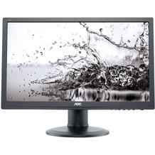 """AOC e2460Pda, LED, 60,96 cm (24 """"), 1920 x 1080 Pixel - Full HD, schwarz"""