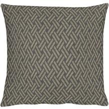 APELT Lodge Loft Style Kissenhülle grau-beige 40 cm x 40 cm