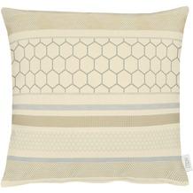 APELT Loft Style Kissen elfenbein 45x45