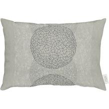 APELT Loft Style Kissen leinen/graubeige 35x50
