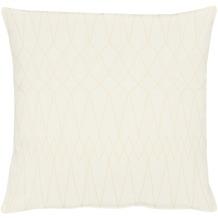 APELT Loft Style Kissen natur 45x45, Diamantmuster