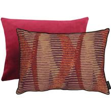 APELT Loft Style Kissen rot 35x50 cm