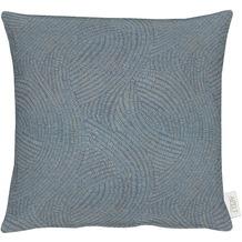 APELT Loft Style Kissenhülle hellblau 40x40
