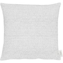 APELT Loft Style Kissenhülle weiß 40x40