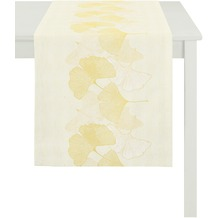 APELT Loft Style Läufer gelb 48x140