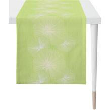 APELT Loft Style Läufer grün 48x140 cm