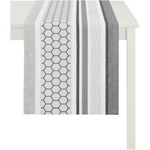 APELT Loft Style Läufer hellgrau 44x140