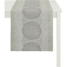 APELT Loft Style Läufer leinen/graubeige 48x140