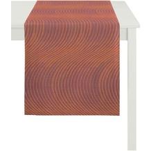 APELT Loft Style Läufer rot 48x140