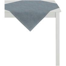 APELT Loft Style Tischdecke hellblau 85x85