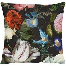 APELT Merian Modern Vintage Kissenhülle schwarz-multicolor 40 cm x 40 cm