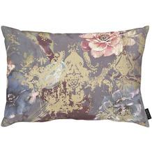 APELT Modern Luxury Kissenhülle beere / taupe / rose 41x61 cm
