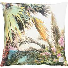 APELT Outdoor Kissen bunt / multi 45x45 cm, Pflanzen