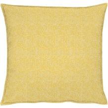 APELT OUTDOOR Kissen gelb 48x48, Punktemuster