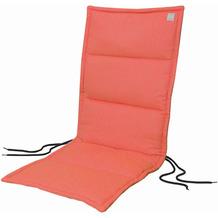 APELT Outdoor Sitzauflage koralle 50x120 cm