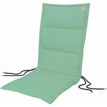 APELT Outdoor Sitzauflage türkis 50x120 cm