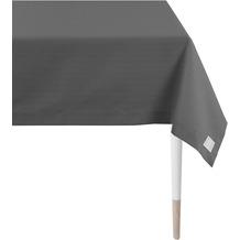 APELT Outdoor Tischdecke schwarz 150x250 cm