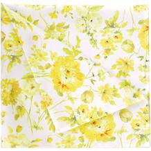 APELT Springtime Serviette gelb 4er Set 42x42 cm